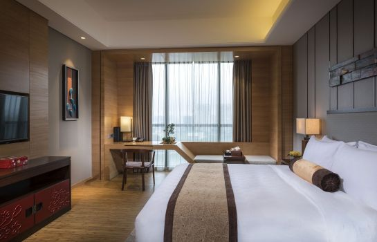 Pokój HUALUXE Hotels and Resorts YANGJIANG CITY CENTER