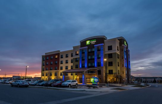 Exterior view Holiday Inn Express & Suites BILLINGS WEST