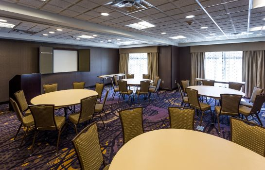 Conference room Holiday Inn Express & Suites BILLINGS WEST