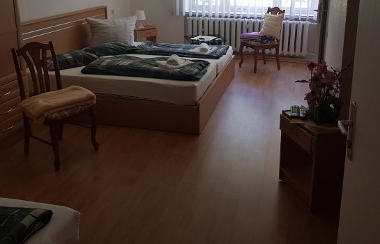 Chambre triple Pension Stechlinsee