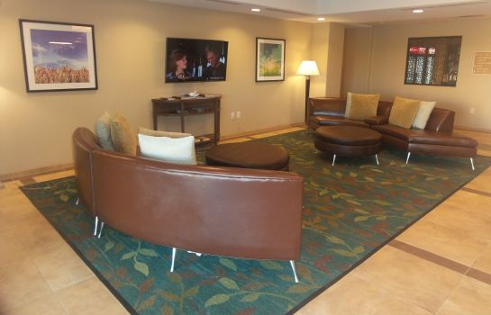 Hall Candlewood Suites COTULLA