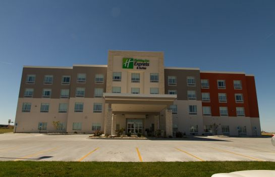 Außenansicht Holiday Inn Express & Suites LITCHFIELD WEST