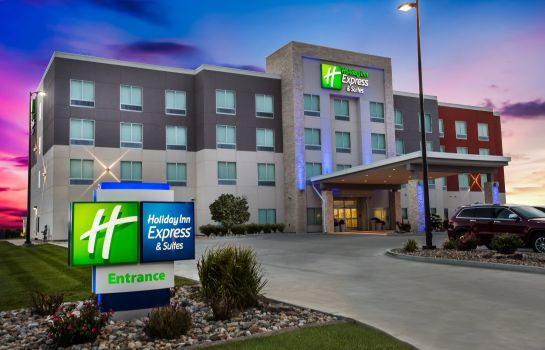 Vue extérieure Holiday Inn Express & Suites LITCHFIELD WEST