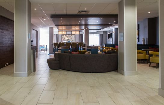 Hall de l'hôtel Holiday Inn Express & Suites LITCHFIELD WEST