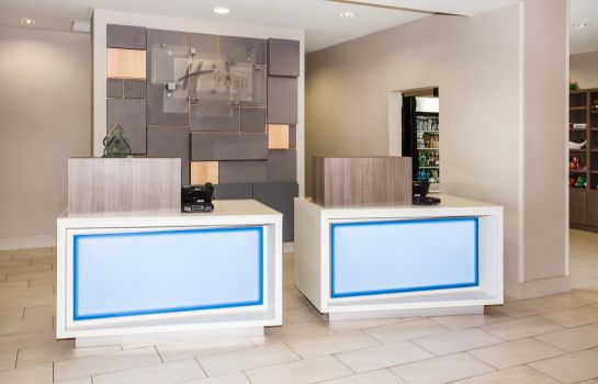 Hol hotelowy Holiday Inn Express & Suites LITCHFIELD WEST