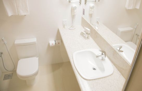 Bathroom InterCity Montes Claros