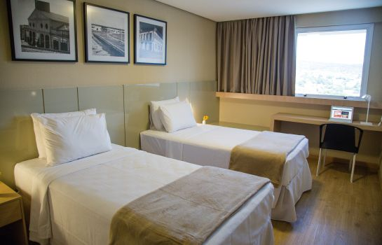 Double room (standard) InterCity Montes Claros