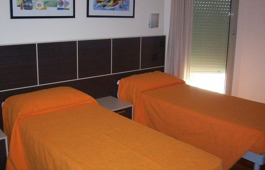 Double room (standard) Hotel Residence Zodiaco