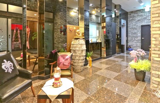 Hall Home Hotel Pusan