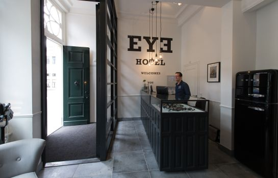Reception Eye Hotel
