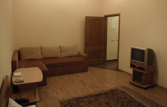 Double room (superior) Ukr-apartments in the center