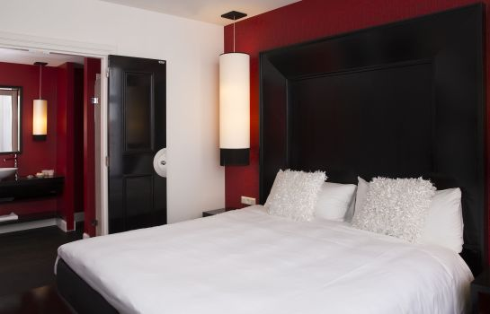 Double room (standard) Le Theatre Hotel