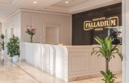 Empfang Grand Hotel Palladium Munich