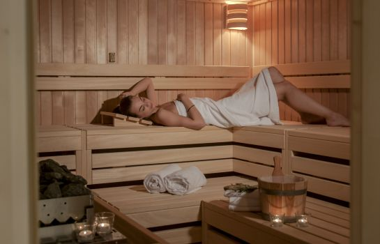 Sauna Grand Hotel Palladium Munich