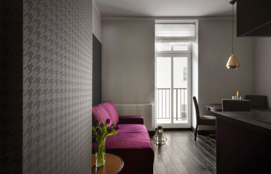 Chambre individuelle (standard) Too-good Apartments