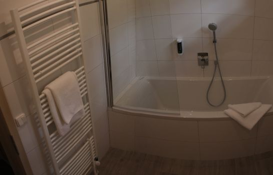 Chambre double (confort) Wellness Hotel Sauna