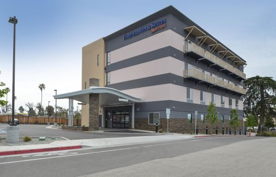 Außenansicht Fairfield Inn & Suites Santa Cruz