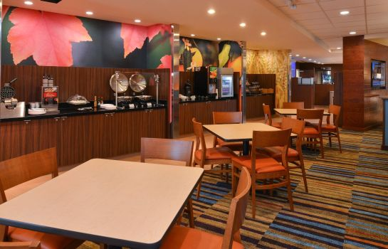 Restaurant Fairfield Inn & Suites Santa Cruz