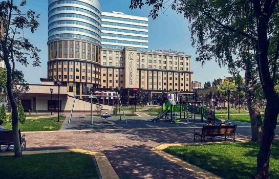 Vista esterna Mercure Voronezh Center