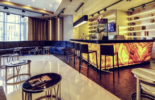 Hotel bar Mercure Voronezh Center