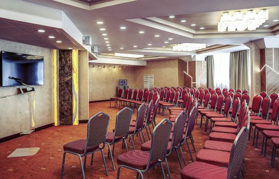 Sala congressi Mercure Voronezh Center