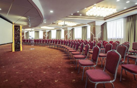 Tagungsraum Mercure Voronezh Center