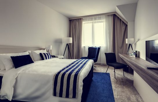 Zimmer Mercure Voronezh Center