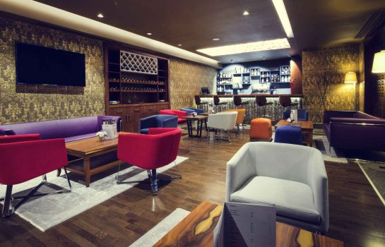 Hotel bar Mercure Tbilisi Old Town