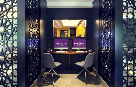 Information Mercure Tbilisi Old Town