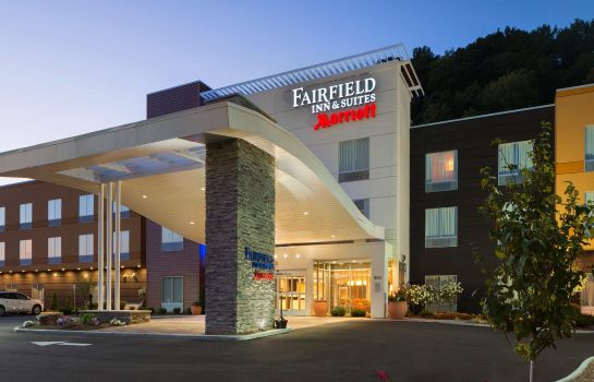 Vista exterior Fairfield Inn & Suites Athens