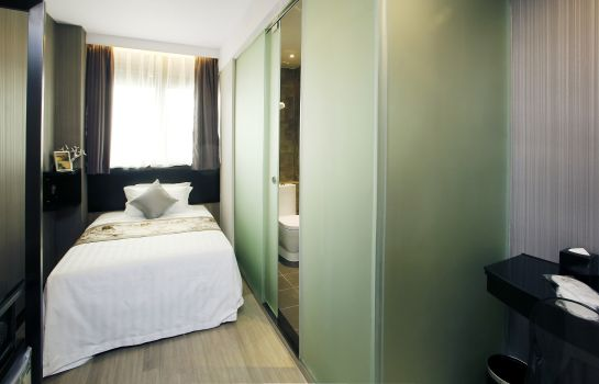 Single room (standard) M1 Hotel North Point