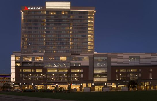 Außenansicht Buffalo Marriott at LECOM HARBORCENTER