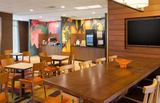 Restaurante Fairfield Inn & Suites Athens