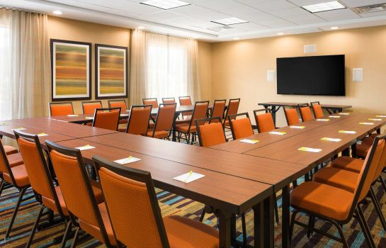 Conference room Fairfield Inn & Suites Athens