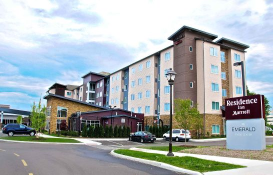 Vista exterior Residence Inn Cleveland Avon at The Emerald Event Center