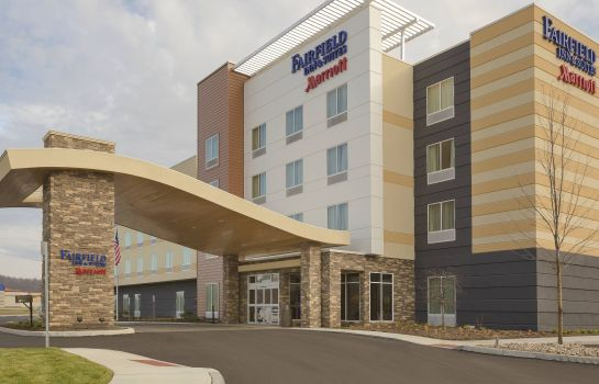Außenansicht Fairfield Inn & Suites Pittsburgh Airport/Robinson Township