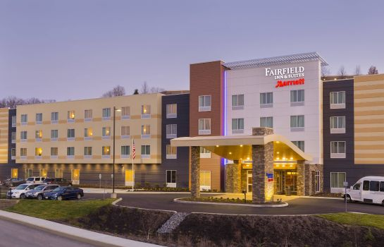 Exterior view Fairfield Inn & Suites Pittsburgh Airport/Robinson Township