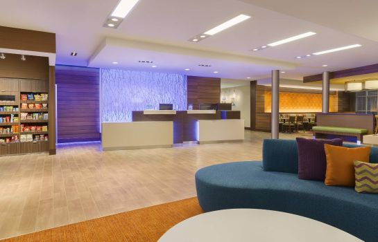 Hotelhalle Fairfield Inn & Suites Pittsburgh Airport/Robinson Township