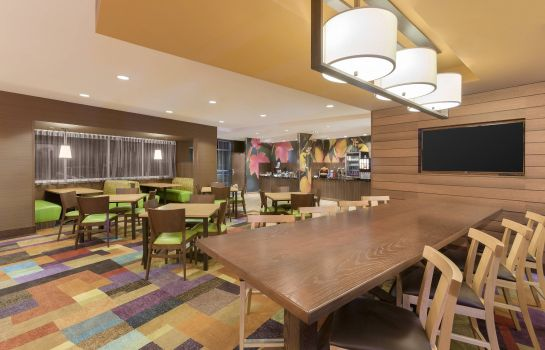 Restaurant Fairfield Inn & Suites Pittsburgh Airport/Robinson Township