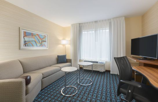 Suite Fairfield Inn & Suites Pittsburgh Airport/Robinson Township