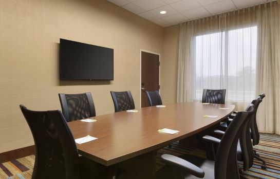 Conference room Fairfield Inn & Suites Pittsburgh Airport/Robinson Township