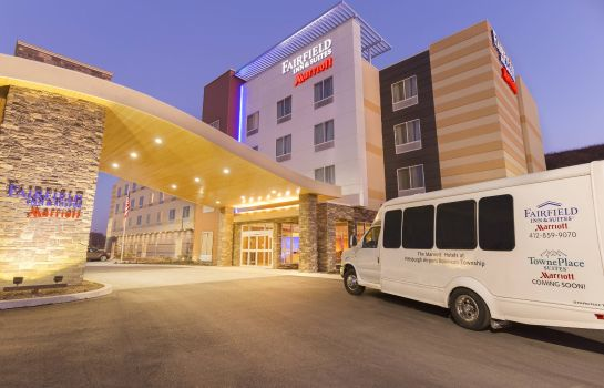 info Fairfield Inn & Suites Pittsburgh Airport/Robinson Township