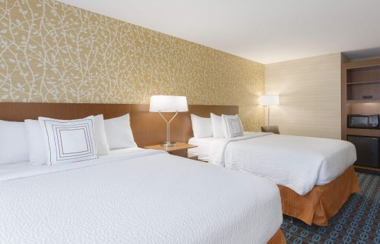 Zimmer Fairfield Inn & Suites Pittsburgh Airport/Robinson Township