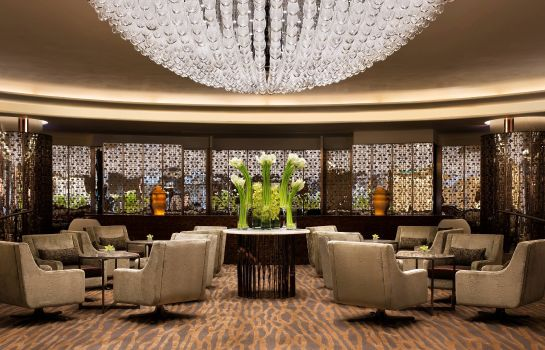 Bar hotelowy JW Marriott Hotel Macau