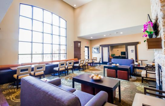 Lobby Staybridge Suites PLANO FRISCO