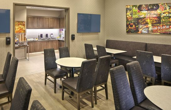 Restaurante Residence Inn Orlando Downtown
