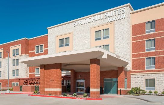 Außenansicht SpringHill Suites Houston Sugar Land