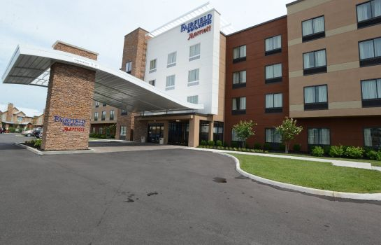 Vista exterior Fairfield Inn & Suites Bowling Green