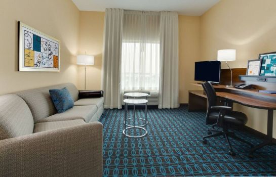 Suite Fairfield Inn & Suites Fort Lauderdale Pembroke Pines