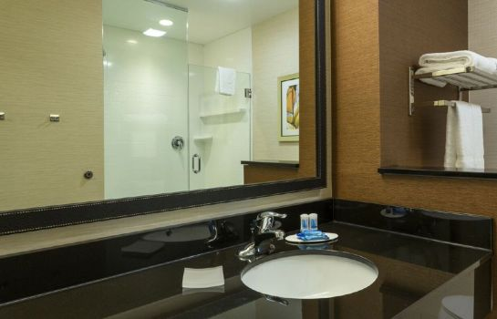 Zimmer Fairfield Inn & Suites Fort Lauderdale Pembroke Pines